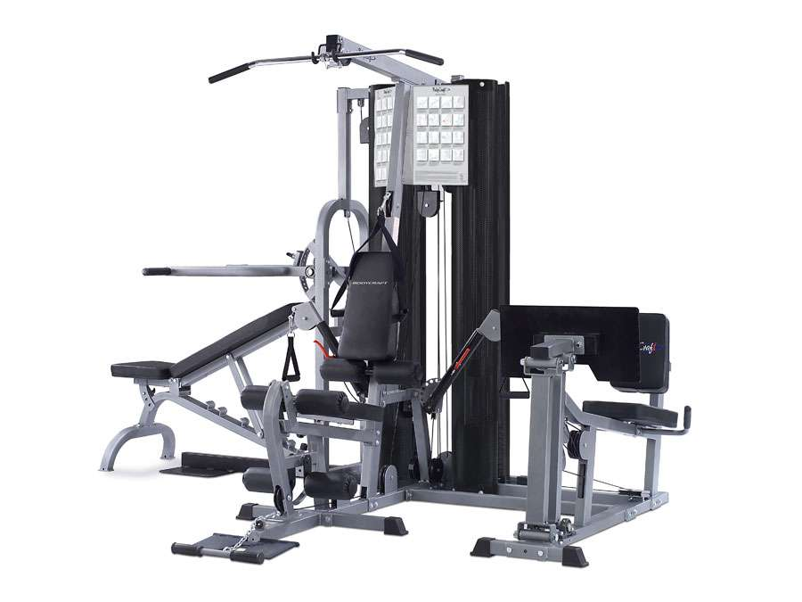 Bodycraft k2 home gym fitness equipment warehouse