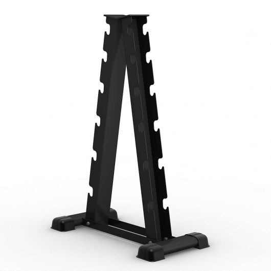 Extreme Core Commercial 6pair A-Frame Dumbbell Rack