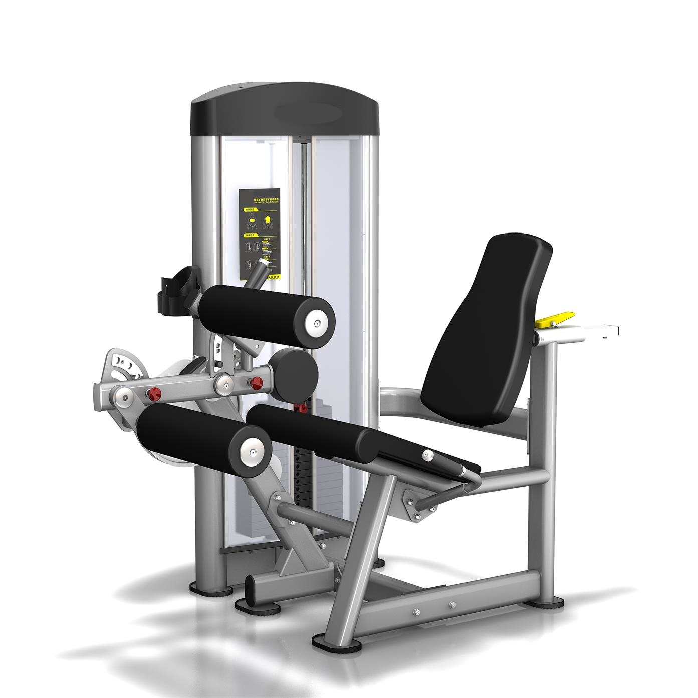 Extreme Core - Commercial Seated Leg Curl GRS1607 | Fitness