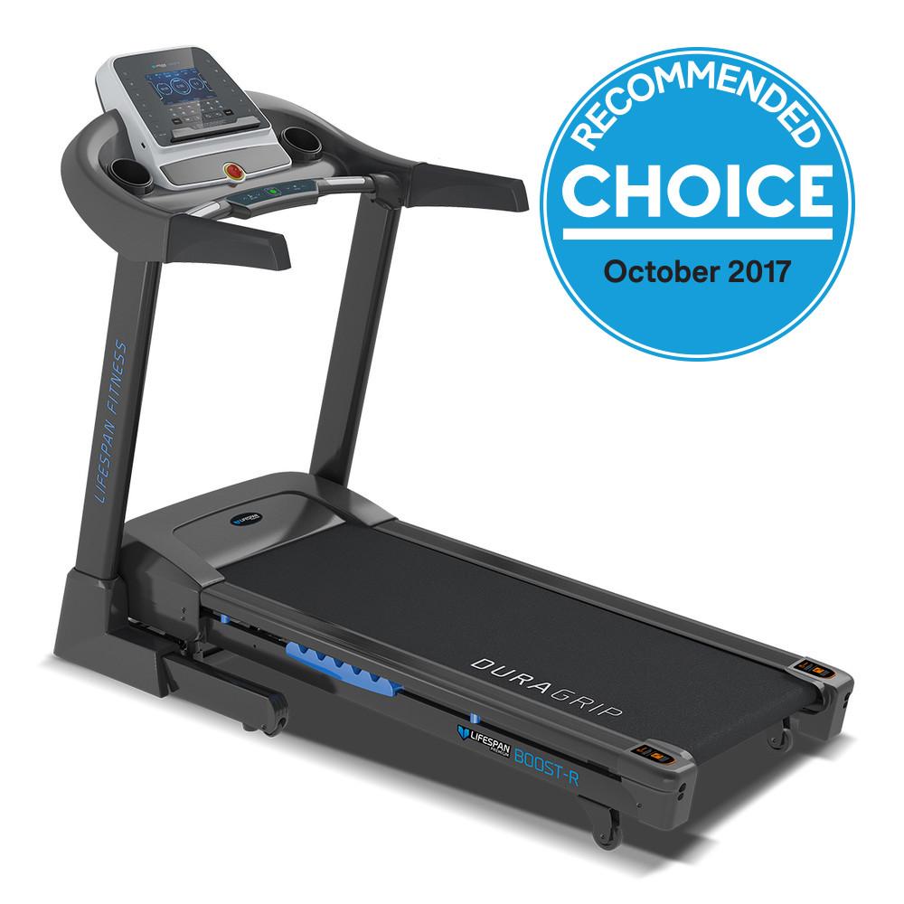 LifeSpan Fitness – Boost-R Treadmill