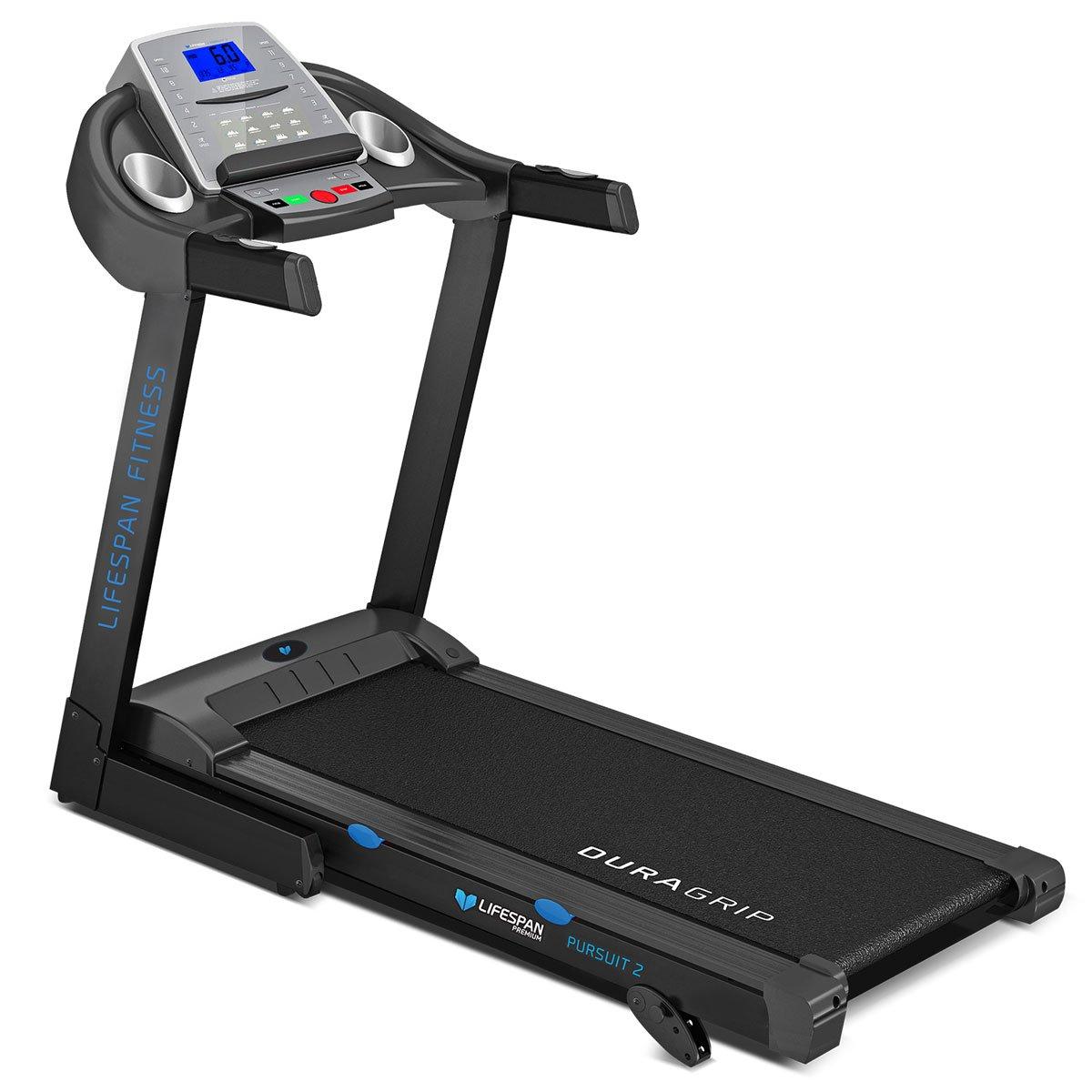 Lifespan Fitness Pursuit Treadmill – 2HP Motor