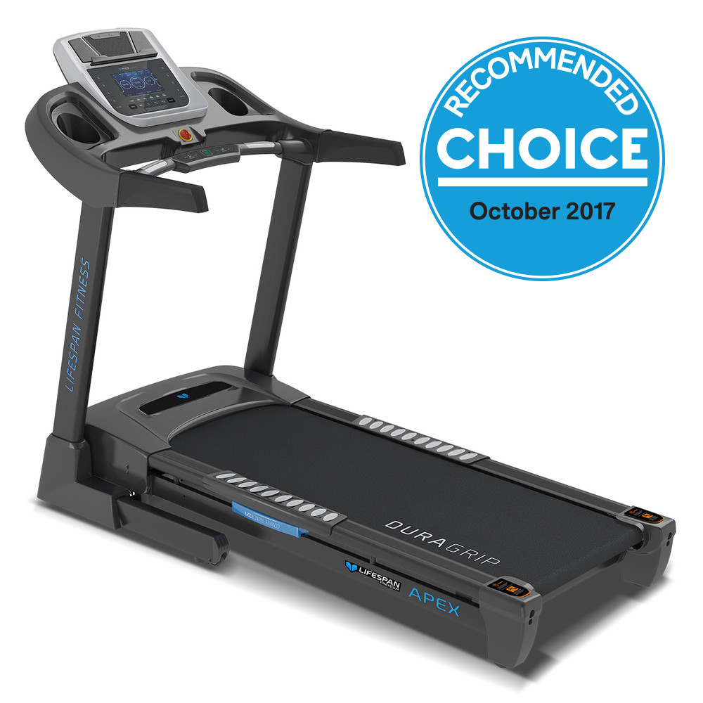 Lifespan Fitness APEX Treadmill – 3.25HP Motor *MORE STOCK JUST ARRIVED*