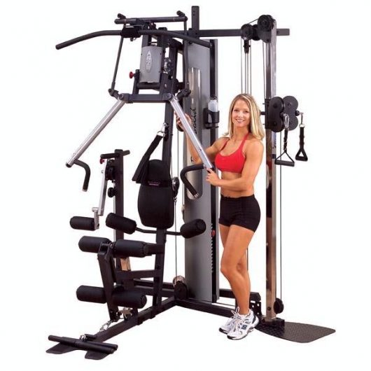 Bodysolid G2B Home Gym With Cable Column