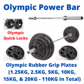 _New New Olympic Grip Power Package