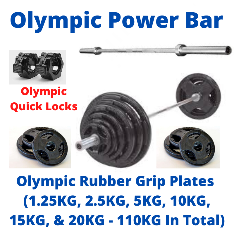 Olympic Power Package