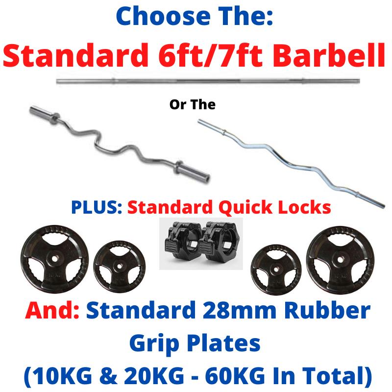Standard Weight Package