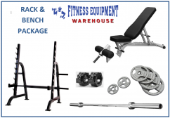RACK AND BENCH Package